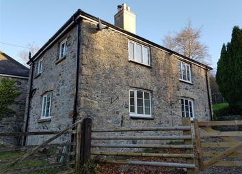 Thumbnail 4 bed cottage to rent in Cornwood, Ivybridge