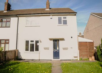 Thumbnail 3 bed semi-detached house for sale in Cherry Close, Chesterton, Newcastle-Under-Lyme
