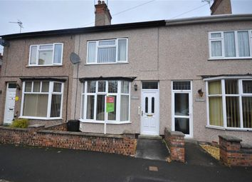 Thumbnail 2 bed terraced house for sale in Harrowby Road, Mold