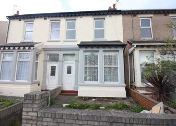 Thumbnail 2 bed terraced house for sale in Gorton Street, Blackpool