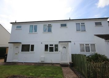 Thumbnail 2 bed terraced house to rent in Poundsland, Broadclyst, Exeter