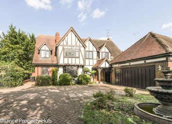 Thumbnail 6 bed detached house for sale in Tomswood Road, Chigwell