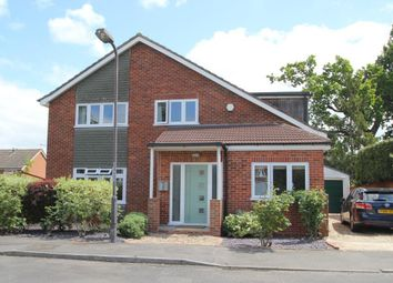 Thumbnail 4 bed detached house to rent in Cornforth Close, Staplehurst, Kent