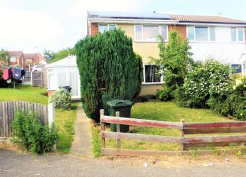 Thumbnail 3 bed semi-detached house for sale in Springfield Crescent, Barnsley