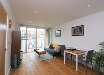 Thumbnail 1 bed flat to rent in Union Mill Apartments, Haggerston