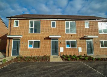 Thumbnail 3 bed semi-detached house for sale in Harold Hines Way, Trentham Manor, Stoke-On-Trent