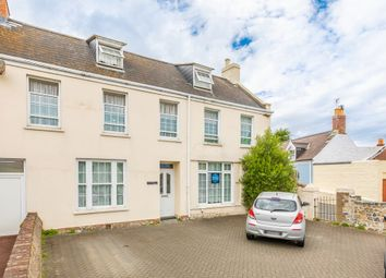 Thumbnail 5 bed end terrace house for sale in New Road, St. Sampson, Guernsey