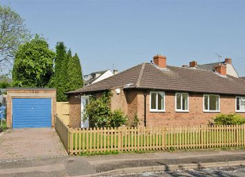Thumbnail 2 bed semi-detached bungalow to rent in Millmoor Avenue, Armitage, Rugeley