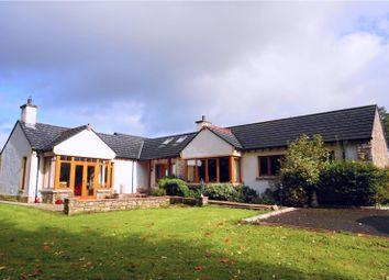 Thumbnail 3 bed detached bungalow for sale in Gortacar Road, Enniskillen