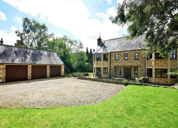 Thumbnail 5 bed detached house for sale in Spring Lane, Glaston, Rutland