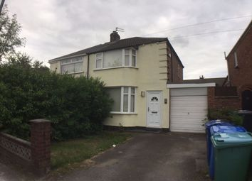 Thumbnail 2 bed semi-detached house to rent in Manchester Road, Woolston, Warrington