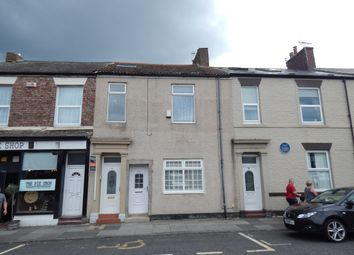 Thumbnail 3 bed maisonette to rent in West Percy Street, North Shields