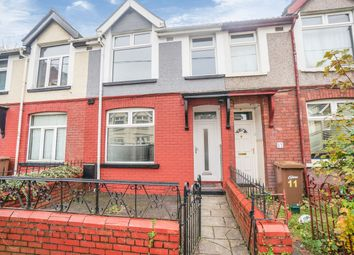 3 bed terraced house for sale in Marne Street, Cwmcarn, Newport NP11
