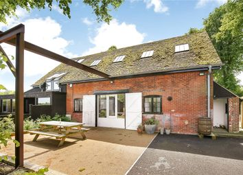 Thumbnail 3 bed semi-detached house for sale in Main Road, Littleton, Winchester, Hampshire