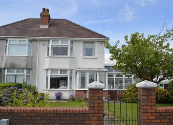 Thumbnail 3 bedroom semi-detached house for sale in Gendros Crescent, Swansea