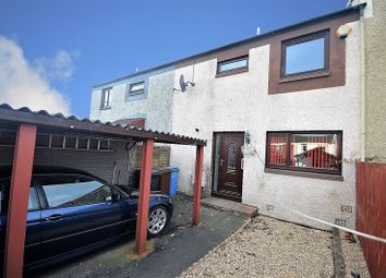 Thumbnail 2 bed terraced house for sale in Cluny Place, Pitteuchar, Glenrothes