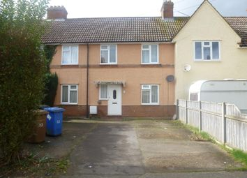 Thumbnail 4 bed terraced house to rent in Nacton Crescent, Ipswich