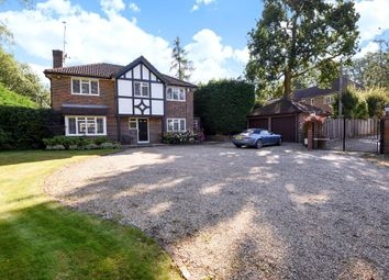 Thumbnail 5 bedroom detached house for sale in Middleton Road, Camberley, Surrey
