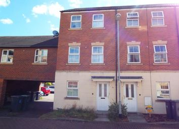 Thumbnail 3 bed end terrace house for sale in Wilkinson Close, Chilwell, Beeston, Nottingham