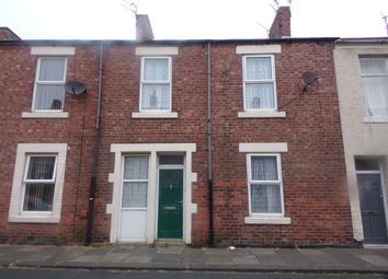 3 bed terraced house for sale in Disraeli Street, Blyth NE24