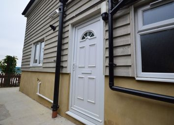 Thumbnail 1 bed flat to rent in The Hill, Northfleet, Gravesend