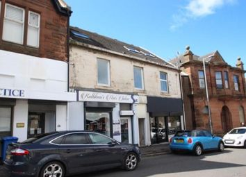 Thumbnail 1 bed flat for sale in Bradshaw Street, Saltcoats, North Ayrshire