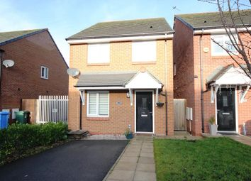 Thumbnail 3 bed detached house to rent in Addenbrook Drive, Hunts Cross, Liverpool