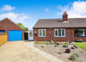 Thumbnail 2 bed bungalow for sale in Maple Walk, Brandesburton, Driffield