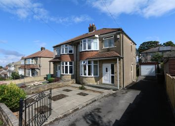 Thumbnail 3 bed semi-detached house for sale in Fairway, Bradford