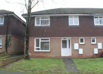 Thumbnail 3 bedroom end terrace house to rent in Wakefords Park, Church Crookham, Fleet