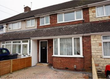 Thumbnail 3 bed terraced house for sale in Stroud Road, Patchway