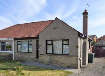 Thumbnail 3 bed semi-detached bungalow for sale in Anstable Road, Morecambe