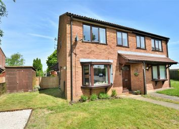 Thumbnail 2 bed terraced house for sale in Thurlow Court, Glebe Park, Lincoln