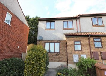 Thumbnail 3 bed end terrace house to rent in Coombe Way, Plymouth