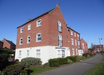Thumbnail 2 bed flat to rent in Moorhen Close, Witham St. Hughs, Lincoln