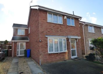 Thumbnail 4 bed detached house for sale in Beech Avenue, Thorngumbald, Hull