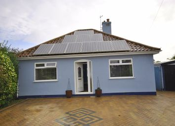Thumbnail 3 bed detached bungalow for sale in Harvey Close, Thorpe St Andrew, Norwich