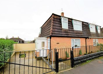 Thumbnail 2 bed semi-detached house for sale in Milton Road, Barry