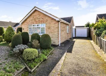 Thumbnail 2 bed detached bungalow for sale in Fenton Crescent, Measham