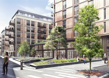 Thumbnail 1 bed flat for sale in Deptford Foundry, London