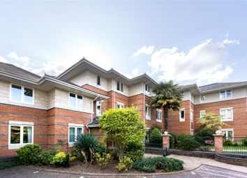 Thumbnail 3 bed flat for sale in Broadwater Place, Weybridge, Surrey