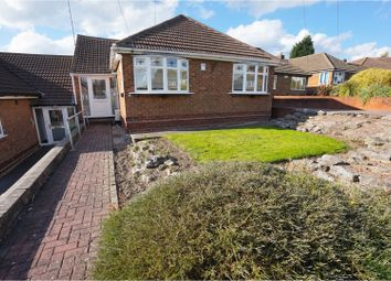 Thumbnail 3 bedroom semi-detached bungalow for sale in Overdale Avenue, Sutton Coldfield