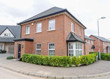 Thumbnail 3 bed detached house for sale in Millmount Village Square, Dundonald, Belfast
