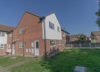 Thumbnail 2 bed flat to rent in Abbotswood, Benfleet