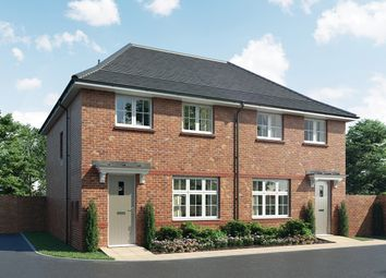 "Thumbnail 3 bed semi-detached house for sale in ""Malvern - Semi"" at Kirkstall Close, Wakefield"