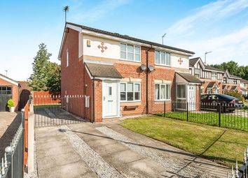 Thumbnail 2 bed semi-detached house to rent in Blossom Grove, Sutton-On-Hull, Hull