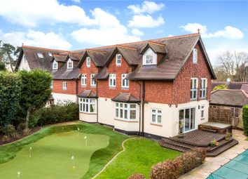 Thumbnail 5 bed property for sale in Le Grand Chene, Tilburstow Hill Road, South Godstone
