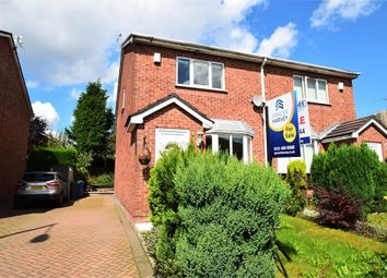 Thumbnail 3 bed semi-detached house for sale in Moston Lane East, New Moston, Manchester