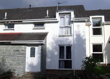 Thumbnail 3 bed terraced house to rent in Nursery End, Barnstaple