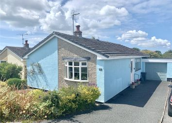 Thumbnail 3 bedroom detached bungalow for sale in Upper Hill Park, Tenby, Pembrokeshire